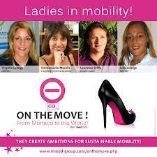 Les femmes à fond dans la mobilité durable ! | great buzzness | Scoop.it