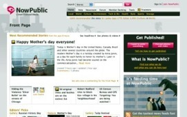 If you ever wrote for Examiner, read This! NowPublic – Contributors shafted?   Politics   Scoop.it