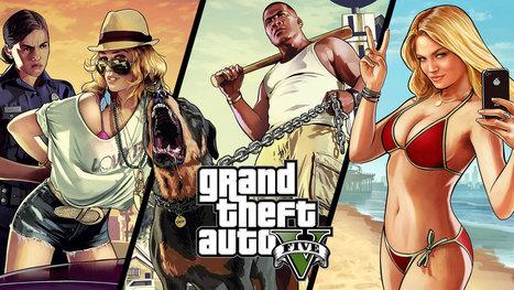 GTA V : le jeu vidéo, un terrain de jeu à la mode pour les marques ? | Brand content | Scoop.it
