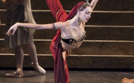 La Bayadère, Bolshoi Ballet, Royal Opera House, Covent Garden, review - Telegraph | Terpsicore. Danza. | Scoop.it