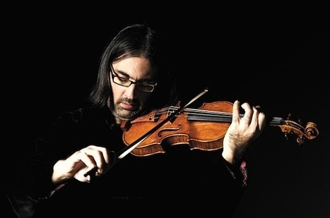 Violinist.com interview with Leonidas Kavakos: Brahms and Bartók | Opera & Classical Music News | Scoop.it