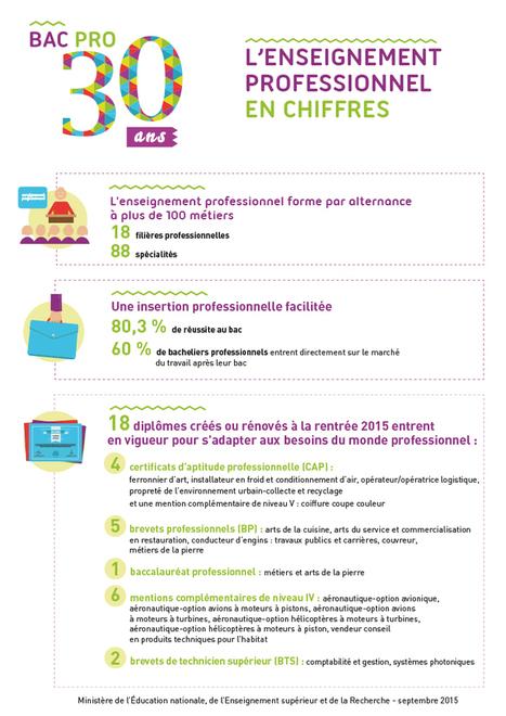 Les 30 ans du bac pro : programme des événements - ac-reims.fr | Bulletin de veille du CDI | Scoop.it