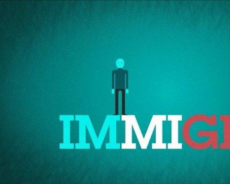 Les vrais chiffres de l'immigration #Francetvinfo | Du bout du monde au coin de la rue | Scoop.it