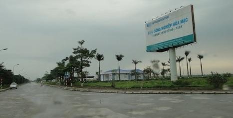 Khoan khảo sát địa chất nhà máy Advanced Material Việt Nam | Tin tức xây dựng, quy hoạch, khảo sát địa chất | Scoop.it