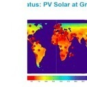 Solar Grid Parity In 102 Countries (Map) - CleanTechnica   The solar industry...in rear view & through crystal ball   Scoop.it