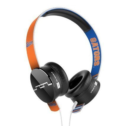 #1 SOL REPUBLIC 1211-UFL Collegiate Series Tracks On-Ear Headphones with Three Button Remote and Microphone – University of Florida  Review | from my desk | Scoop.it