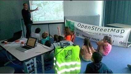 Cartographier son territoire avec des enfants   Université et numérique   Scoop.it