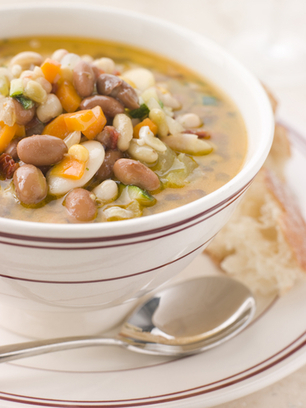 Lemon and Bean Soup with Rosemary   Amazing Soup Recipes   Scoop.it
