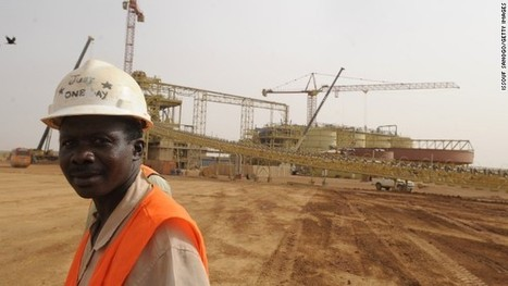 How Africa's natural resources can drive industrial revolution | Geo 152 - Geography | Scoop.it