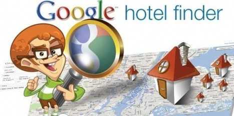 Google Hotel Finder tisse sa toile dans l'hôtellerie | Distribution hôtelière et OTA | Scoop.it