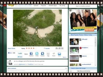 Cinco fotos compartidas primero en Twitter que ya son historia del periodismo - 233grados.com | El mundo utópico del periodismo | Scoop.it