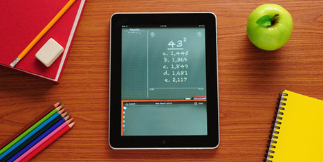 18 Stories of iPads in Education | An Eye on New Media | Scoop.it