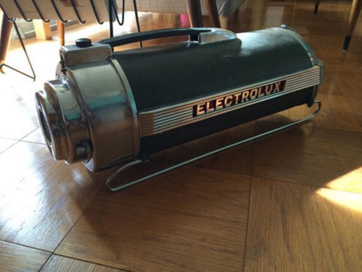 Vintage 1949 Electrolux Canister Vacuum Model xxx/30 | Antiques & Vintage Collectibles | Scoop.it