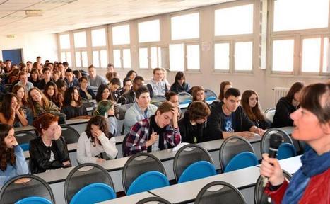 Montauban. 1 500 lycéens en immersion au centre universitaire - LaDépêche.fr   Lycée Antoine Bourdelle : on en parle...   Scoop.it