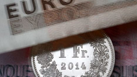Krach boursier en Suisse après une décision monétaire historique | Bankster | Scoop.it