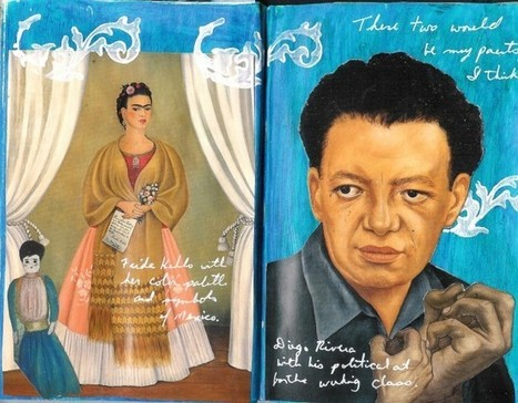 FRIDA KAHLO & DIEGO RIVERA: IN RETROSPECTIVE : BOLD ... | COYOACAN TRAVEL REPORT | Scoop.it