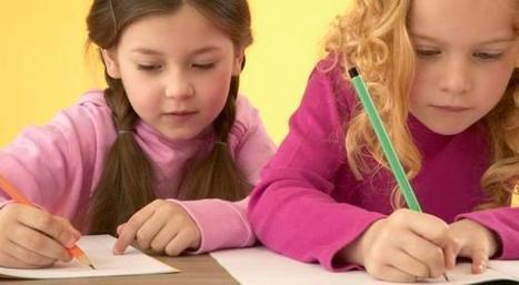 Dificultad de aprendizaje en la escritura. Agrafía. Portal Educapeques | Recursos y novedades DISCLAM | Scoop.it