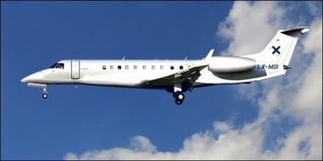 L'essentiel Online - Luxaviation s offre le leader français Unijet - Economie | Affrètement aérien et location d 'avions | Scoop.it
