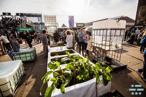 Festivals zijn de koplopers van de smart city beweging | Foodservice | Scoop.it