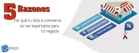 Tienda On Line E-commerce   Genux - Desarrollo Web - Diseño Paginas Web Uruguay   Desarrollo y Diseño web   Scoop.it