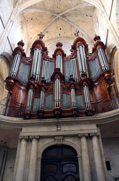 1775 Jean-Esprit Isnard Organ   Virtual Pipes   Scoop.it