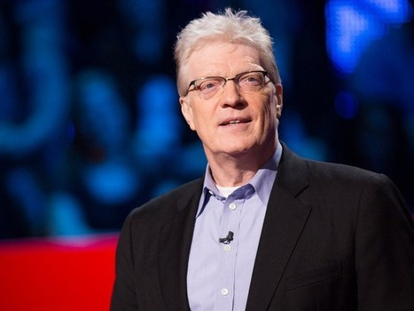 Imagination is the source of all human achievement (Sir Ken Robinson) | educacion-y-ntic | Scoop.it