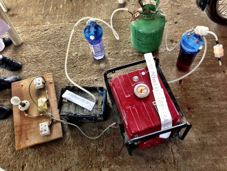 Urine Powered Generator Produces Electricity For 6 Hours on 1 Liter of Pee: Power Your Home With Waste | OffGridWorld.com | Energy News | Scoop.it