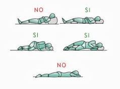 Beneficios de dormir del lado izquierdo | Salud para tod@s | Scoop.it