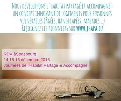 Colloque Habitat partagé - JHAPA   IsèreADOM   Scoop.it