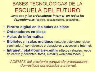 CAMBIOS EN LOS CENTROS DOCENTES | Tools, Tech and education | Scoop.it