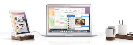 Duet Display: Bildschirm-Erweiterung verbindet Mac problemlos mit iPhone oder ... - appgefahren.de | iPad in der Schule | Scoop.it