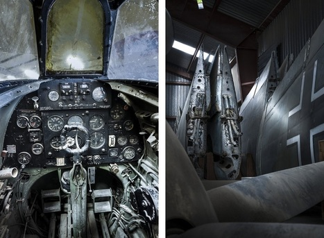 This Unique Wartime Aircraft Collection Spent 40 Years in a Texas Barn Ghosts Media | Exploration Urbaine | Scoop.it