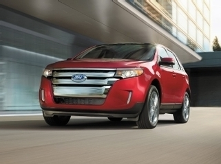 Ford Edge, prossima fermata Europa - TGCOM | Ford Roma | Scoop.it