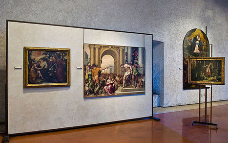 Armed bandits steal masterpieces worth £10 million in raid on Italian art museum | News in Conservation | Scoop.it