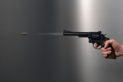 Metal Foam Armor Turns Bullets Into Dust Upon Impact [VIDEO]   Police Problems and Policy   Scoop.it