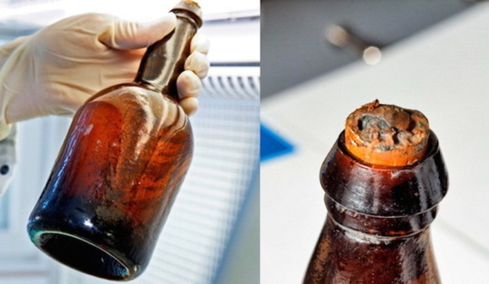 What 170-Year-Old Beer Uncovered From a Shipwreck Really Tasted Like  | Antiques & Vintage Collectibles | Scoop.it