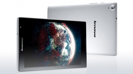Lenovo Tab S8: 8-inch Intel Atom Quad-Core Android Tablet for only $199 | TechConnectPH News | Scoop.it