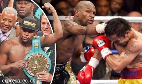 Surprising Winning of Mayweather Against Pacquiao | allthenews | Scoop.it