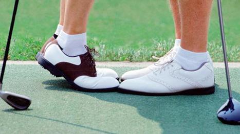 Chaussures de golf : priorité au confort | Golf News by Mygolfexpert.com | Scoop.it