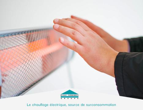 Surconsommation de courant en hiver : le chauffage électrique... | Les actualités du Groupe Diogo Fernandes | Scoop.it