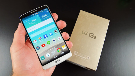 LG Officially Releasing Android 6.0 Marshmallow To The LG G3 | World News | Scoop.it
