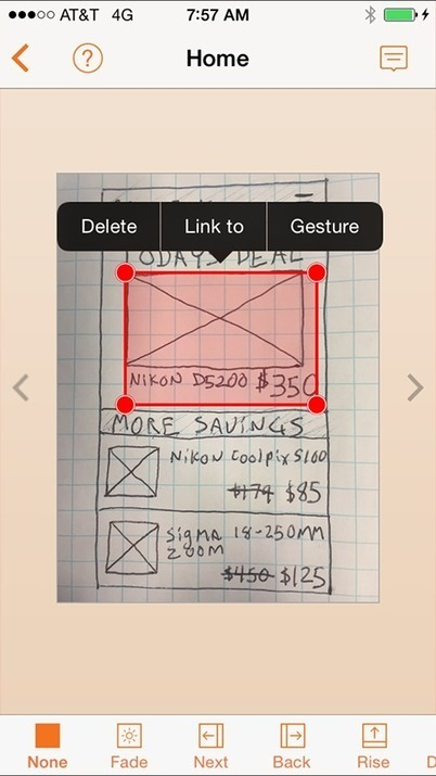 Sketching Your Way to a Mobile UX Design | UXploration | Scoop.it