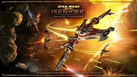 What To Expect From SWTOR Galactic Starfighter | Online Gaming For The Win | Scoop.it