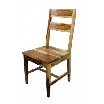 Dining Chair In Clear Finish | Home Decor | Scoop.it