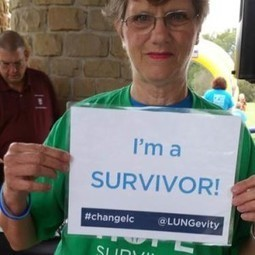Words of Advice from a Lung Cancer Survivor | Surviving Cancer | Scoop.it