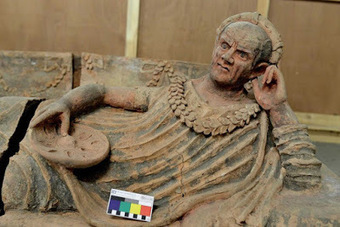 The Archaeology News Network: Switzerland returns looted Etruscan art to Italy | Bibliothèque des sciences de l'Antiquité | Scoop.it
