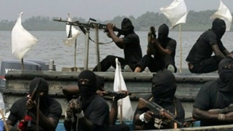 West African Piracy Rising As Thieves Adapt To Lower Oil Prices | Maritime security | Scoop.it