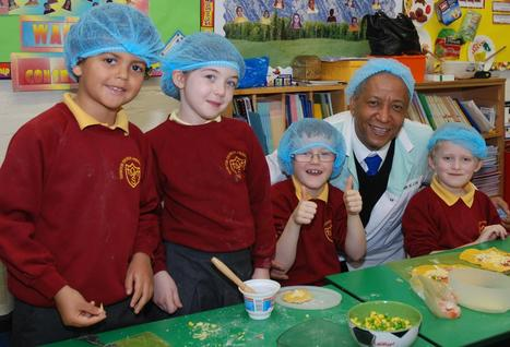 Primary school children get a taste for the future with a Dragon's Den style experience | Little success stories Christmas 2012 | Scoop.it