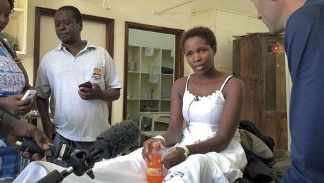 Kenya : une survivante retrouvée 50 heures après le massacre de Garissa   Nouvelles de France et du monde   Scoop.it