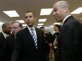 Don't Be Fooled. Corey Booker, Barack Obama & the Whole Black Political Class Love Bain Capital   Black Agenda Report   Dear Black People: The First Black President Just Isn't That Into You   Scoop.it